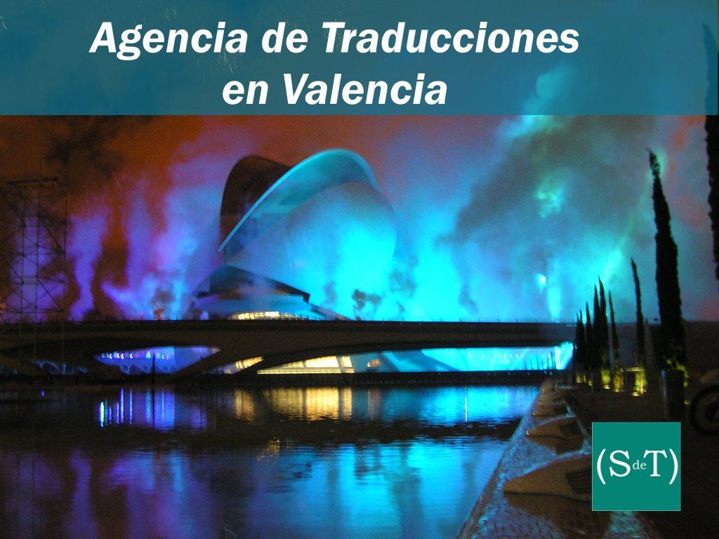 Agencia de traducciones en Valencia