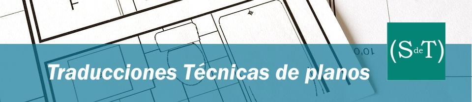 Traducción planos técnicos