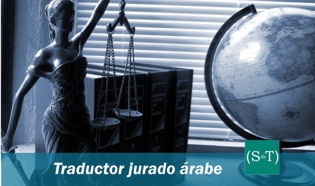 Traductor jurado arabe español Valencia