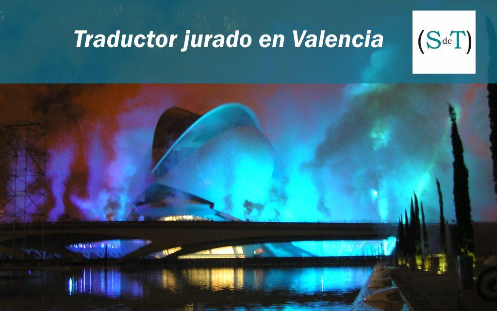 Traductor jurado Valencia ST
