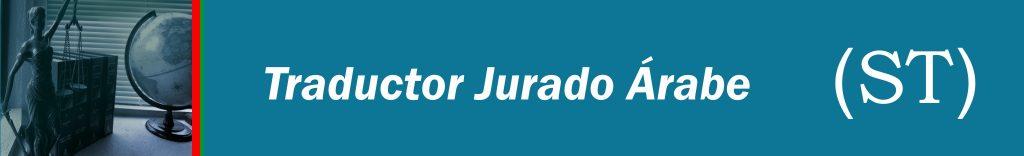 Traductor jurado arabe Valencia