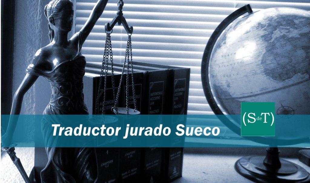 Traductor jurado sueco Madrid Valencia