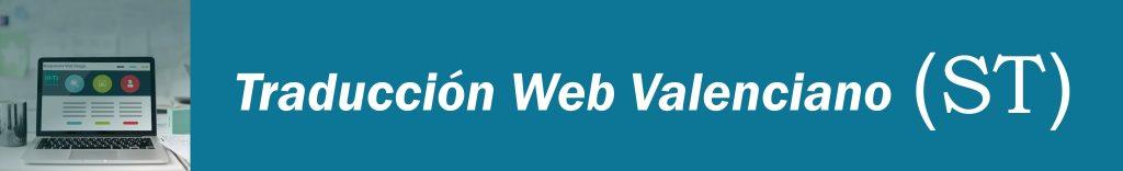 Traducciones valenciano paginas web