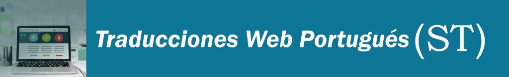 Traducciones Portugués paginas web