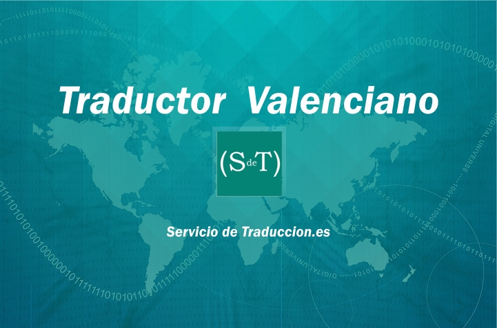 Traductor valenciano español