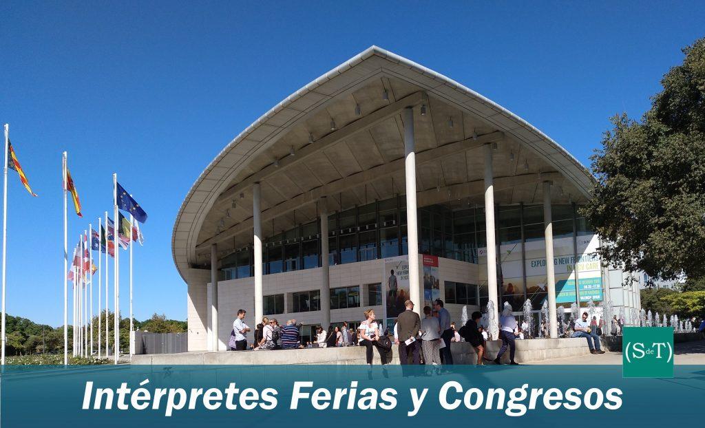 Intérpretes Ferias Congresos Valencia
