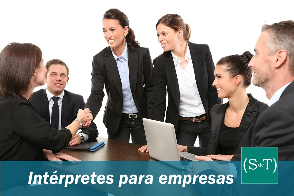 Interpretes empresas