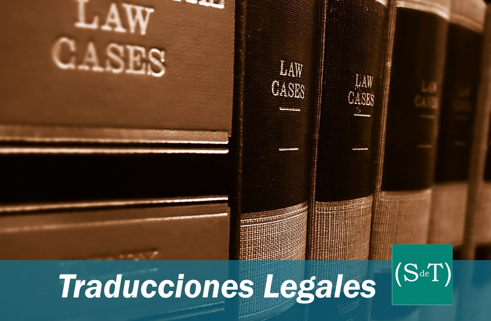 Traducciones legales Servicio de traduccion