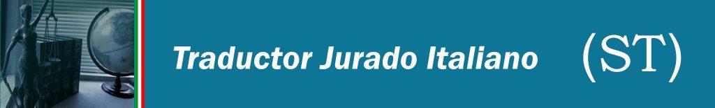 Traductor jurado italiano Agencia Alicante
