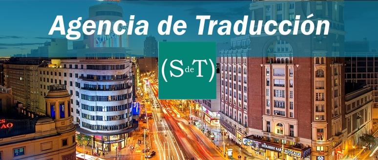 Agencia de traducción Madrid España