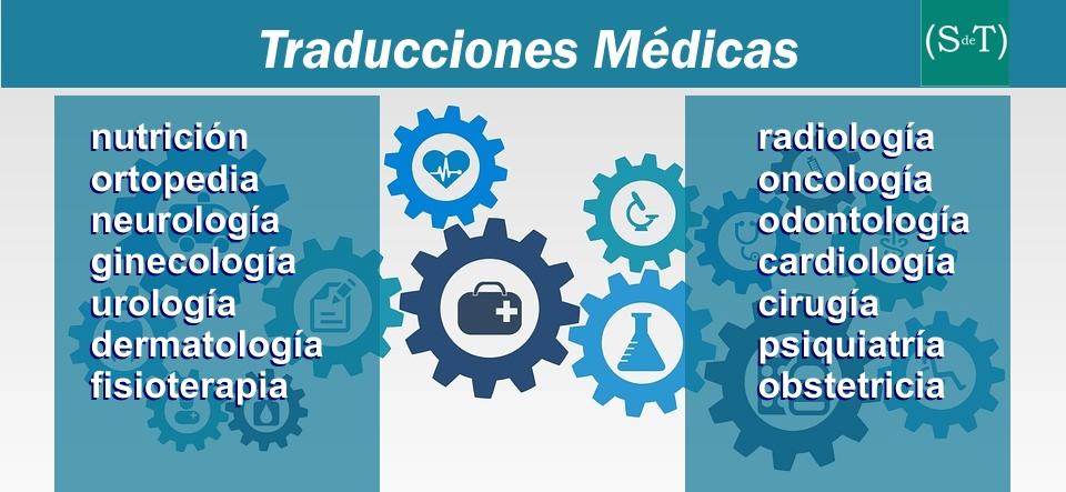 Traducciones médicas farmacéuticas