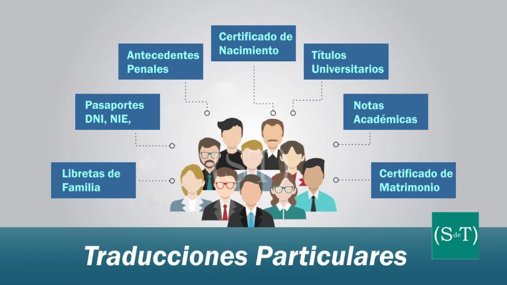 Traducciones juradas Títulos universitarios, notas, certificados